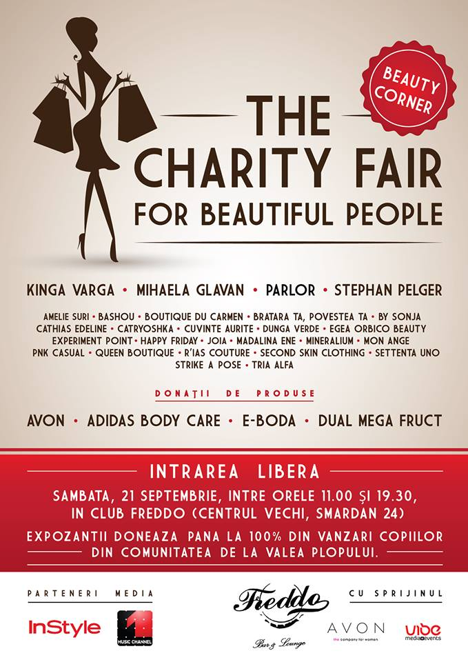 THE CHARITY FAIR