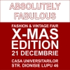 Absolutely Fabulous Fashion&Vintage Fair – XMAS Edition