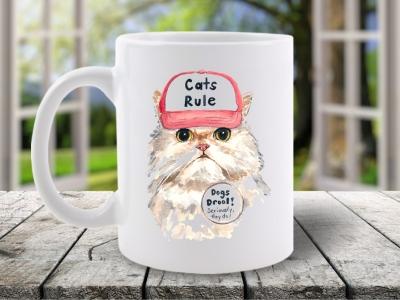 CANA CATS RULE