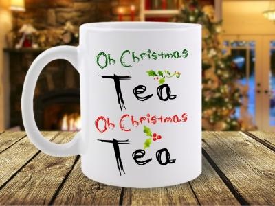 Cana Oh, Christmas Tea