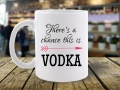 CANA MESAJ THERE S A CHANCE THIS IS VODKA