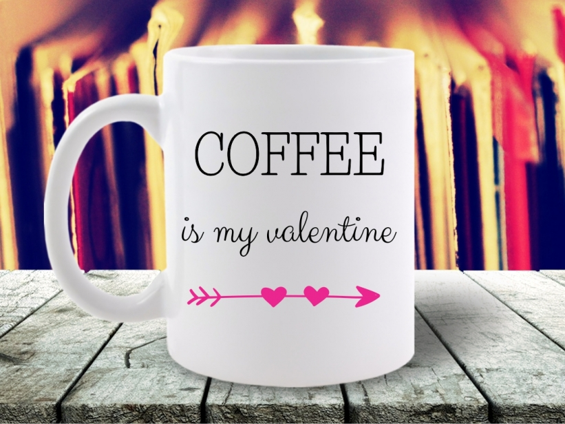 Cana Mesaj Coffee is My Valentine