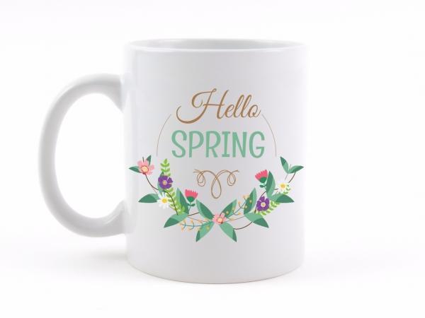 Cana Mesaj Hello, Spring!