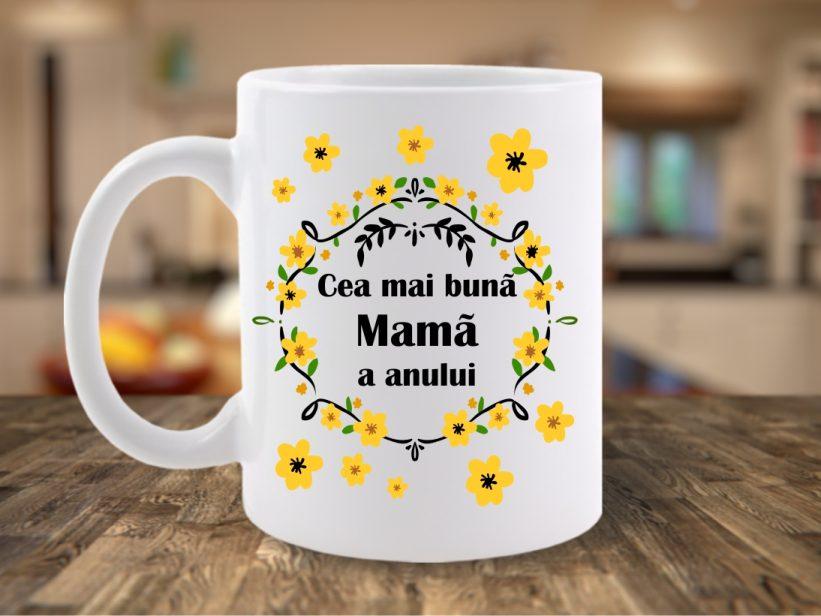 Cana Pentru Cea Mai Buna Mama a Anului