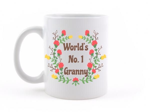 Cana World's No. 1 Granny