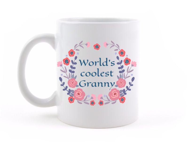 Cana World's Coolest Granny