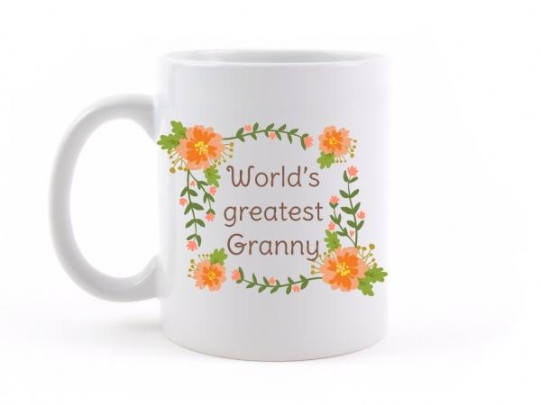 Cana World's Greatest Granny
