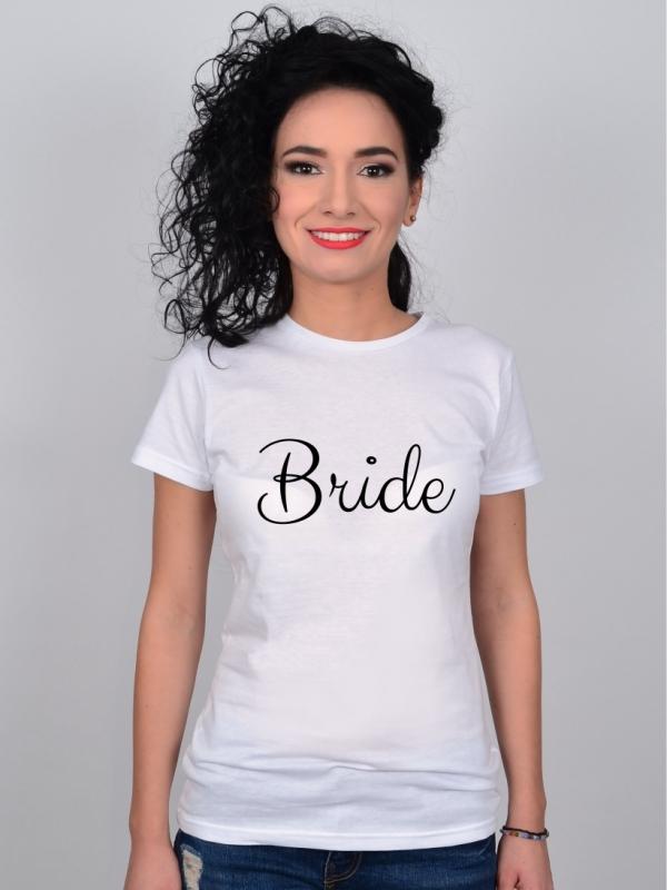 Tricou Petrecerea Burlacitelor BRIDE