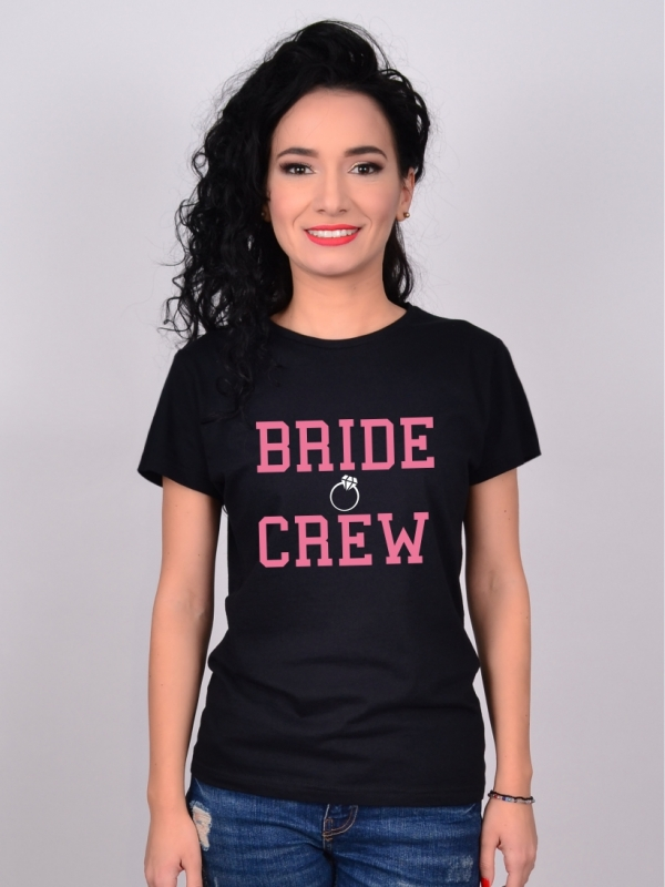 Tricou Burlacite Bride Crew