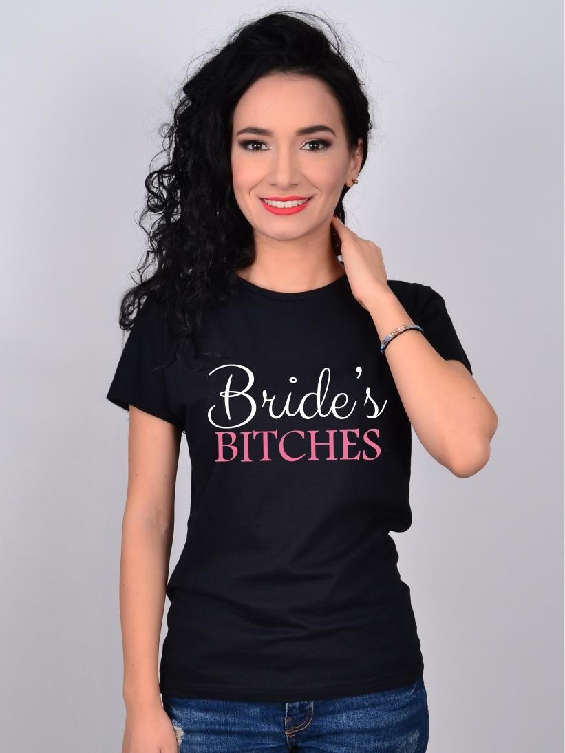 Tricou Burlacite Bride's Bitches