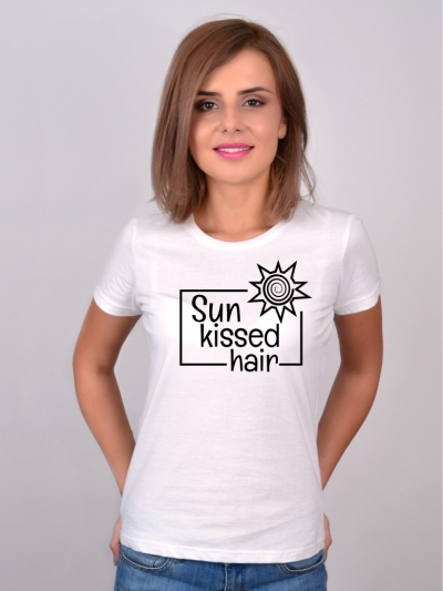 Tricou Despre Par Sun Kissed Hair