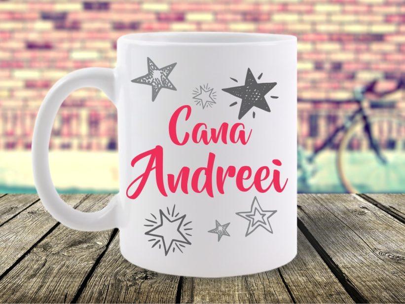 Cana Andreei cu Stelute