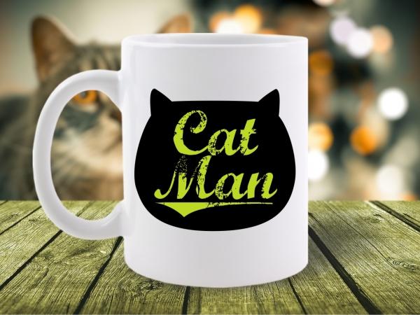 Cana Cat Man