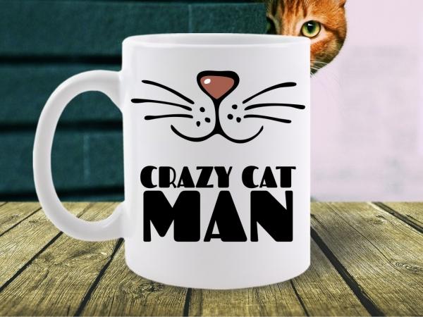 Cana Crazy Cat Man
