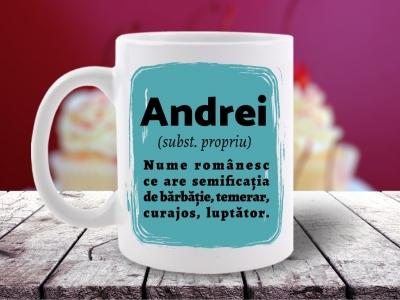 Cana Nume Romanesc Andrei