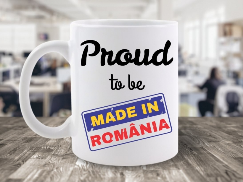 Cana Proud To Be Made in Romania