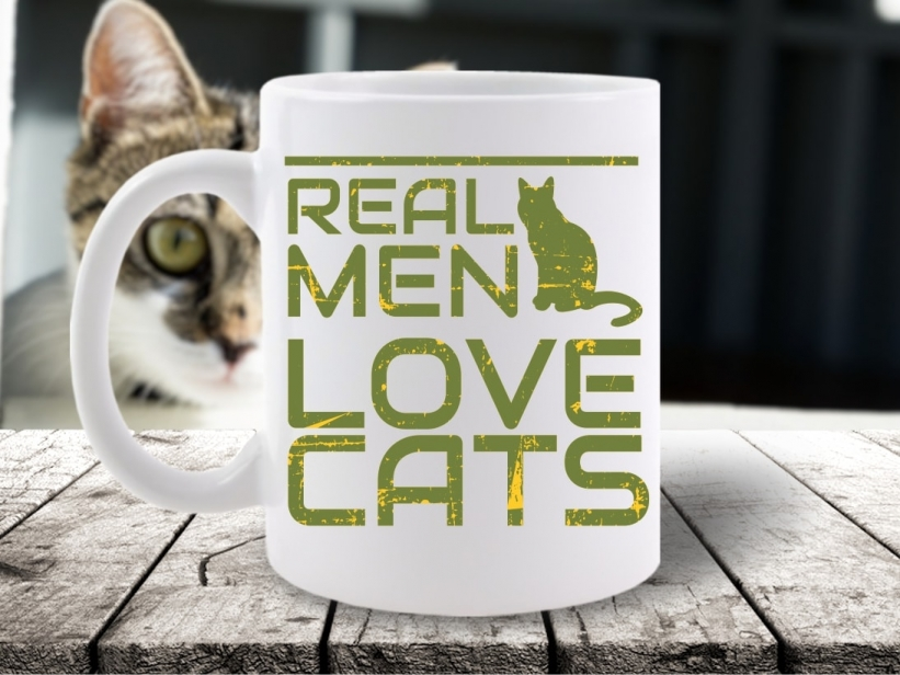 Cana Real Men Love Cats V2