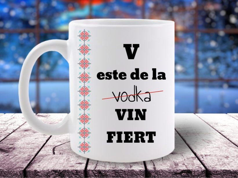 Cana Romaneasca pentru Vin Fiert