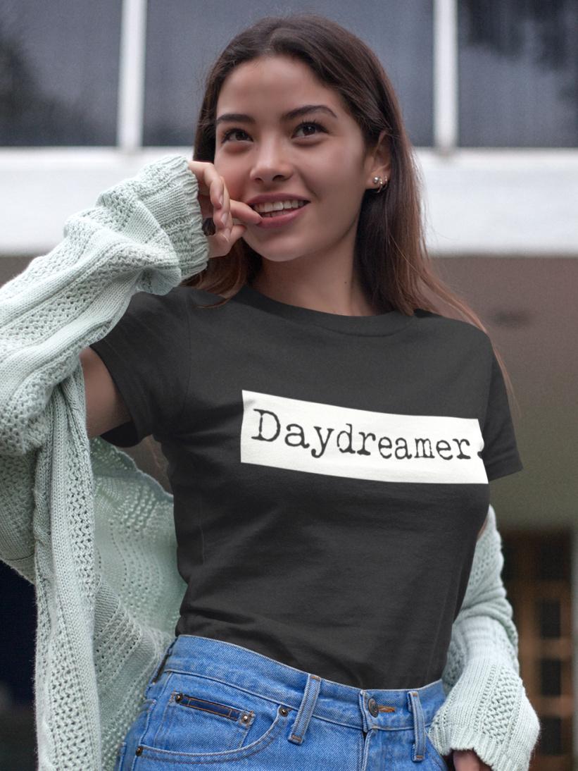 Tricou Negru Daydreamer