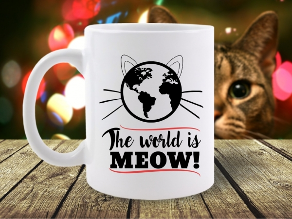 Cana The world is MEOW!