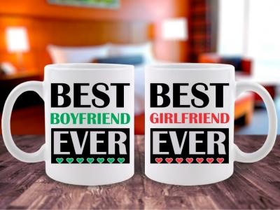 Cani Cuplu Best Girlfriend & Boyfriend Ever
