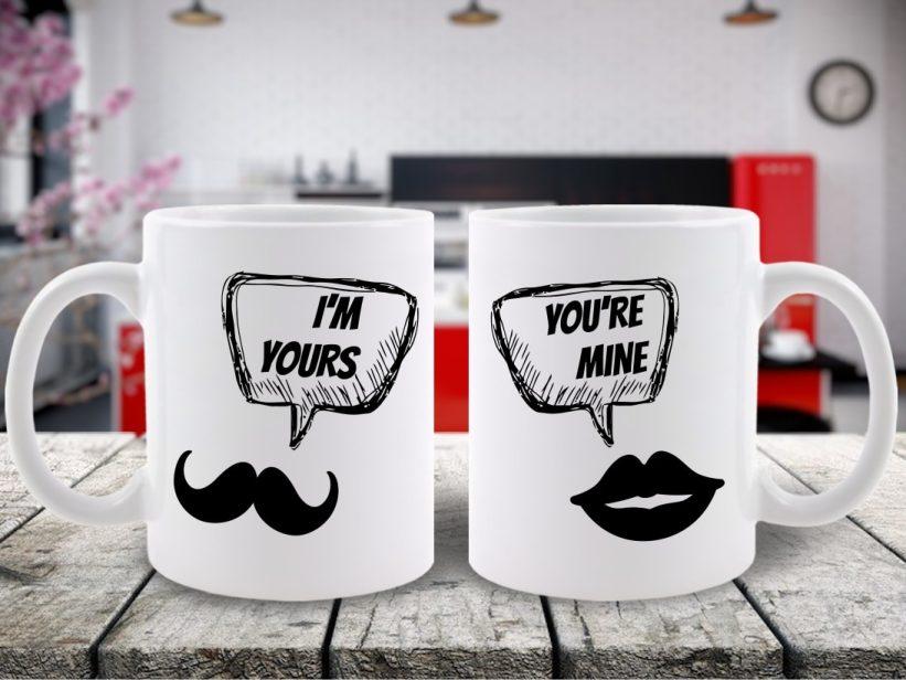 Cani Cuplu I'm Yours & You're Mine