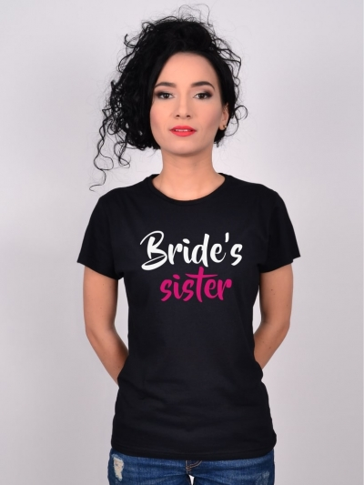 TRICOU PETRECEREA BURLACITELOR BRIDES SISTER