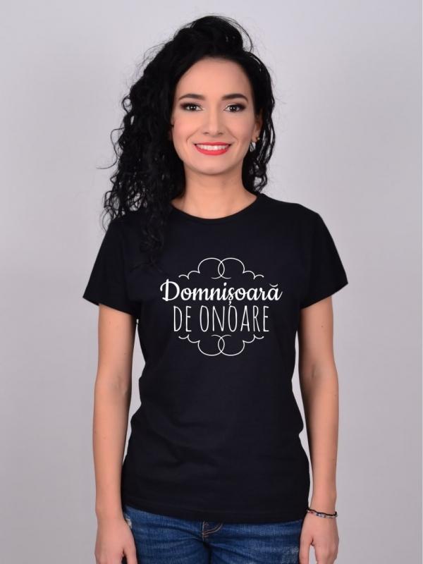 Tricou Burlacite Domnisoara de Onoare