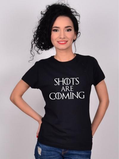Tricou Burlacite GOT Shots are Coming