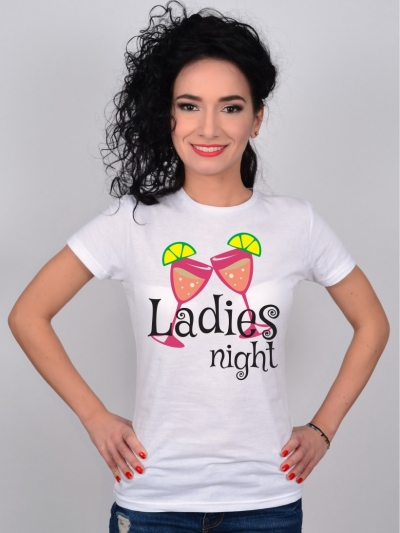 Tricou Petrecerea Burlacitelor Ladies Night