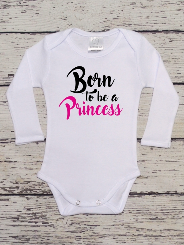 Body Bebelusi Born To Be a Princess