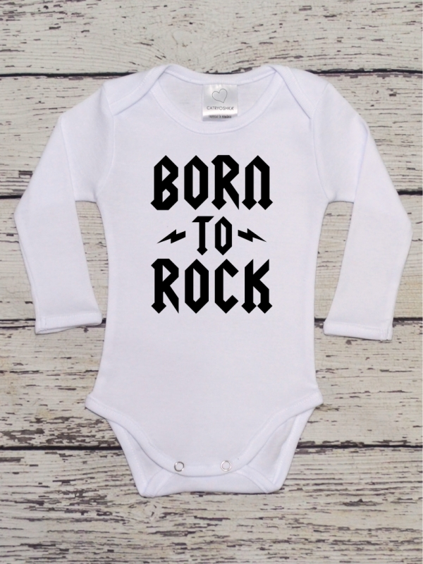 Body Bebelusi Born To Rock