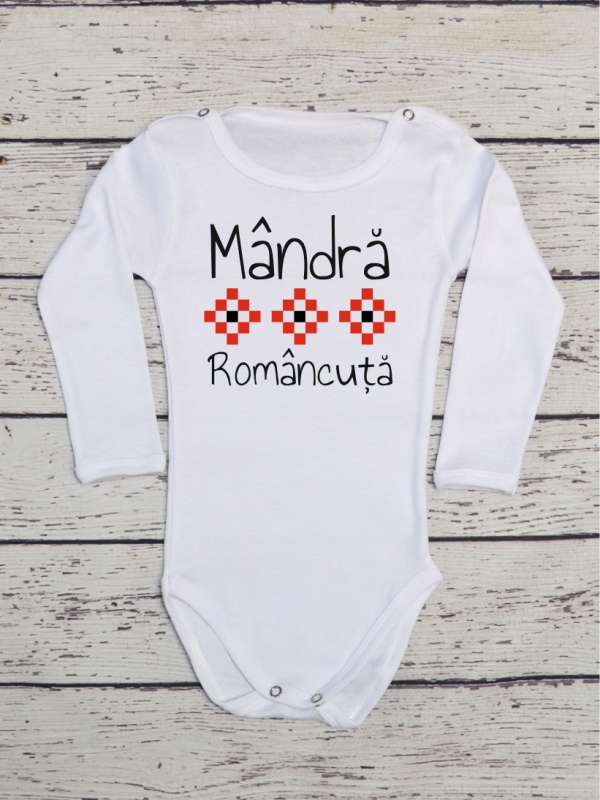 Body Bebelusi Mandra Romancuta
