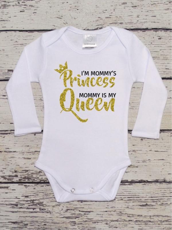 Body Copii I'm Mommy Princess