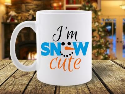 Cana I'm Snow Cute