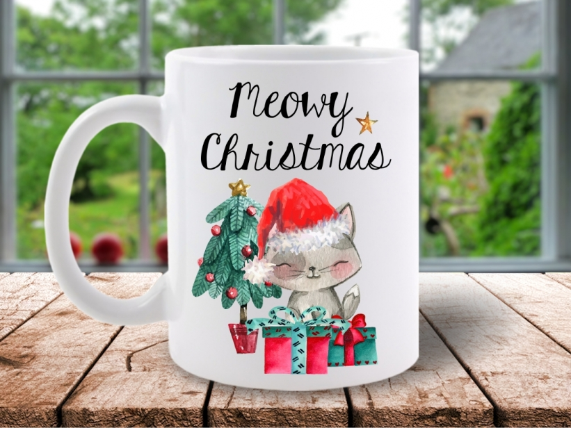 Cana Meowy Christmas