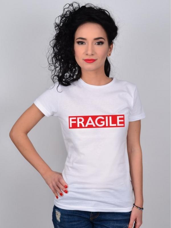 Tricou Fragile