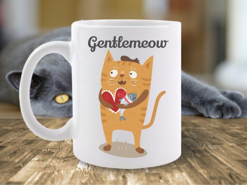 Cana Pisica Gentlemeow