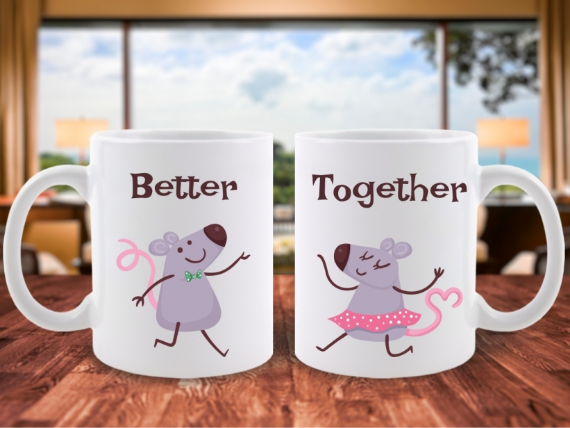 Cani Cuplu Better Together