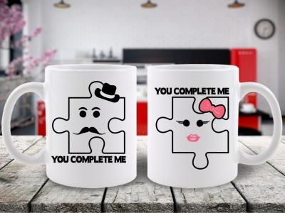 Cani Cuplu You Complete Me