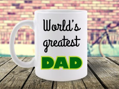 Cana World's Greatest Dad