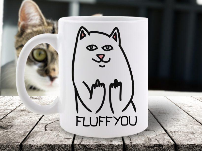 Cana Pisica Fluff You