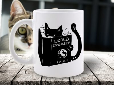 Cana Pisica World Domination For Cats