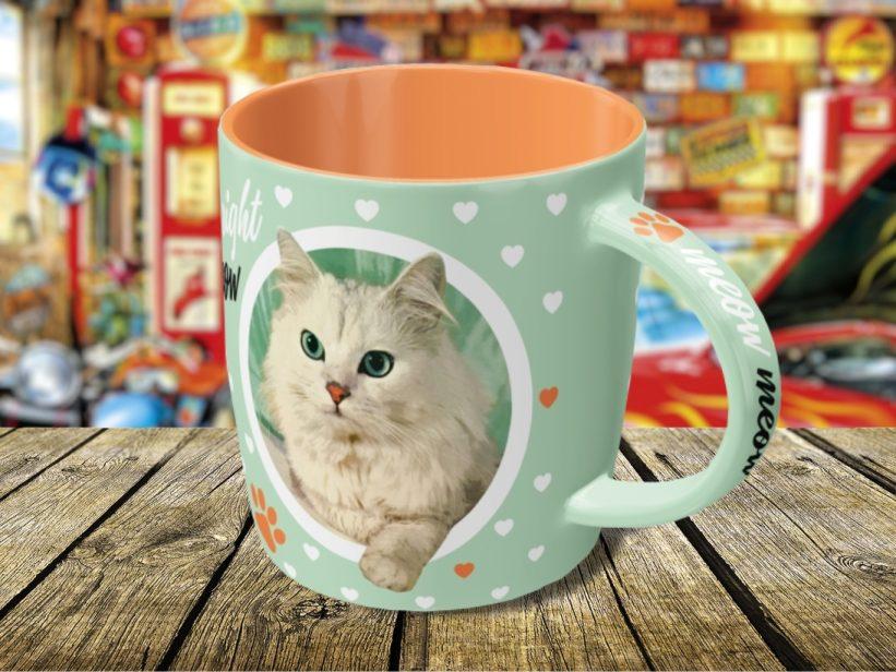 Cana cu Pisici Cat Lover