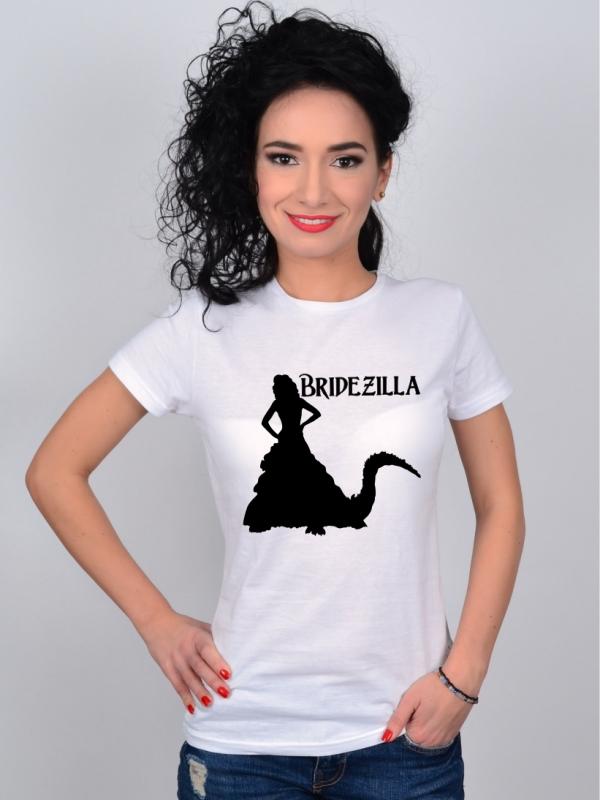 Tricou Bridezilla