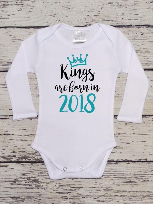 Body Baietei Kings Are Born in 2018