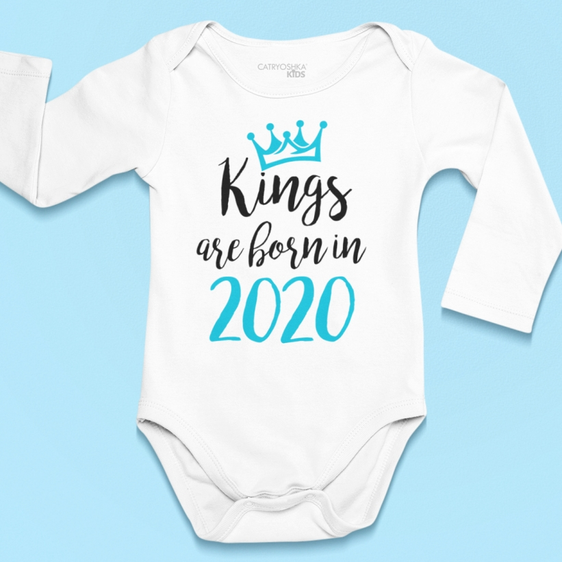 Body Baietei Kings Are Born in 2020