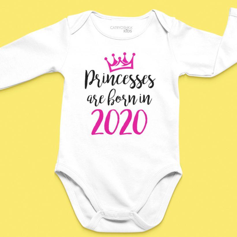 Body Fetite Princesses Are Born in 2020