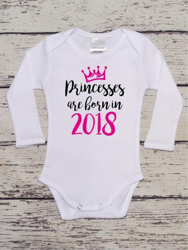 Body Fetite Princesses Are Born in 2018