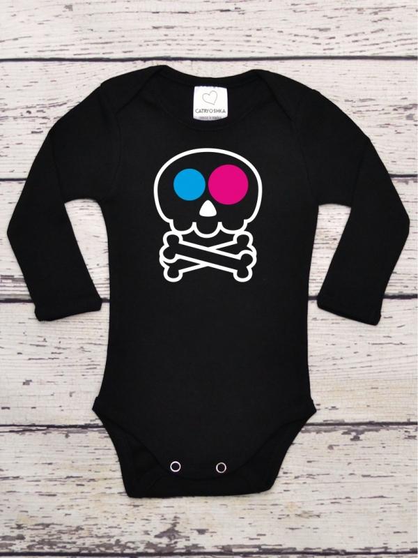 Body Bebelusi Haios Candy Skull